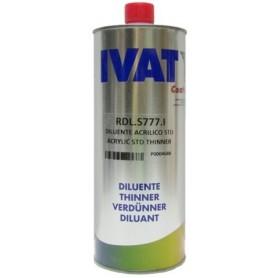Diluente acrilico standard universale S777 IVAT LT.1