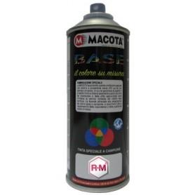 Bomboletta spray Macota Base a campione in tutte le tinte pastello base opaca  ml. 400