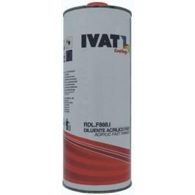 Diluente acrilico  universale  IVAT LT.1