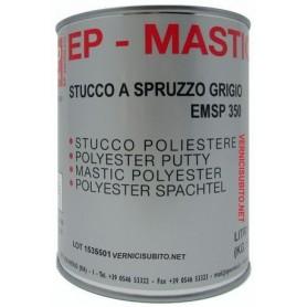 Stucco poliestere a spruzzo EMSP 350 LT.1+CAT-RE