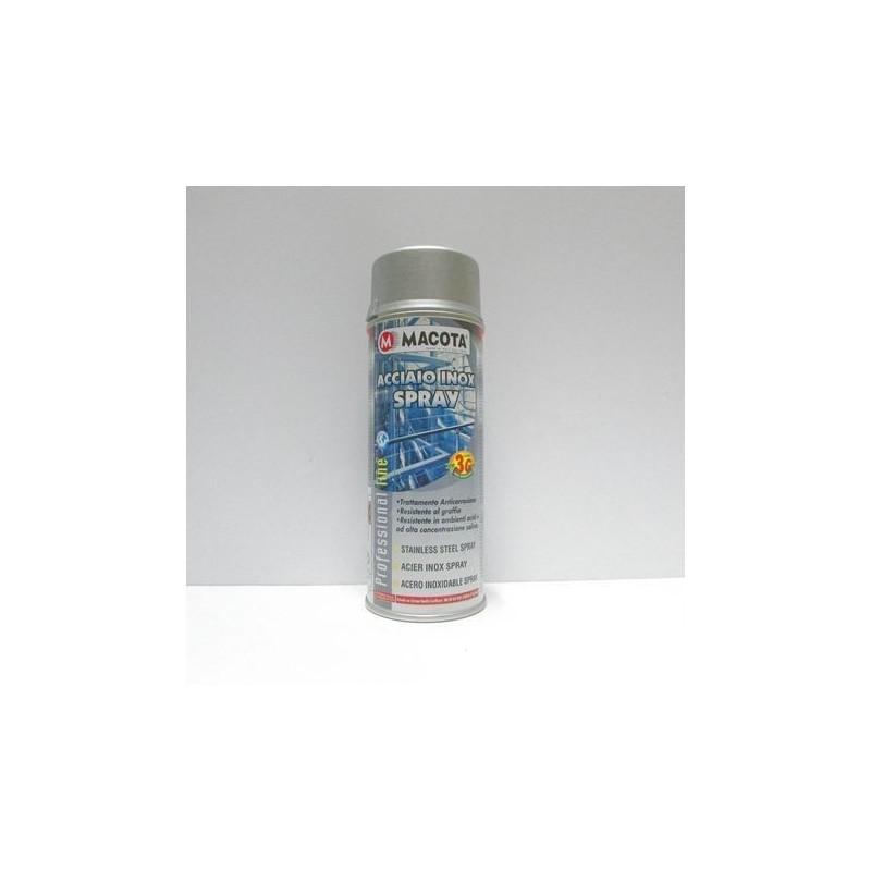 Vernice protettiva per acciaio inox