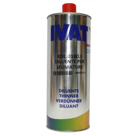 Diluente per sfumature Ivat RDL.0180.I lt. 1