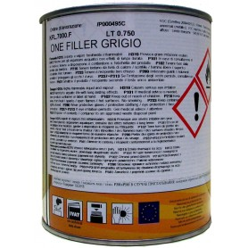 Fondo nitro carteggiabile ONE FILLER IVAT ml. 750