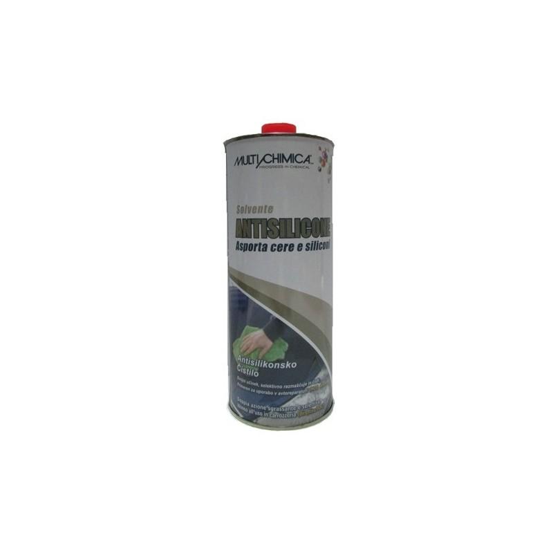 Solvente antisilicone Multichimica lt. 1