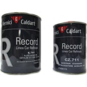 Smalto acrilico Caldart 7H1 Elite UHS Kit completo per ritocco auto lt. 1