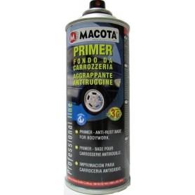 Bomboletta spray Macota Primer fondo da carrozzeria aggrappante antiruggine Grigio ml. 400