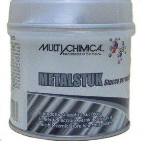 Stucco metallico ml. 125 METALSTUC Multichimica
