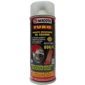 Bomboletta spray Macota Tubo vernice alta temperatura Trasparente ml. 400 08208