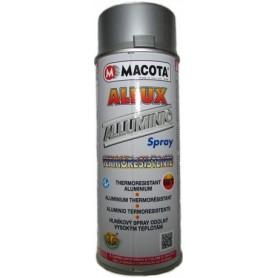 Bomboletta spray Allux Macota vernice per alluminio alta temperatura ml. 400