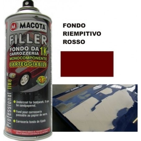 Bomboletta spray Macota Filler fondo BEIGE ml. 400