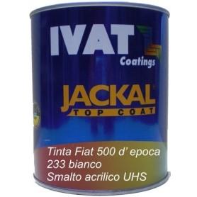 Smalto pastello tinta Fiat 233 Bianco lt. 1