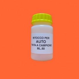 Smalto acrilico metallizzato Ivat tinta a campione ml. 50