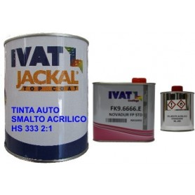 KIT Vernice-smalto pastello Fiat 249 Bianco Banchisa/Santarellina
