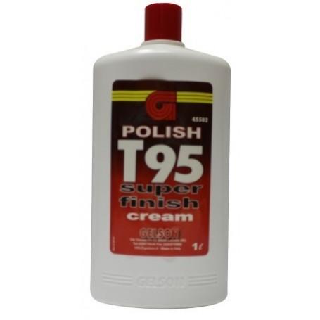 Polish Gelson T95 Super Finish Cream lt. 1