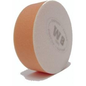 Tampone duro a strappo per lucidatura W8 arancio