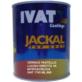 Vernice pastello nitro acrilica a lucido diretto KJN.1765 1K ml. 800